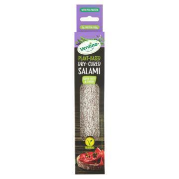 Verdino Plant-Based Dry-Cured Salami 240g (240g)