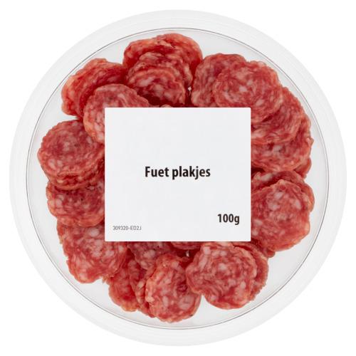 Fuet Plakjes 100 g (100g)