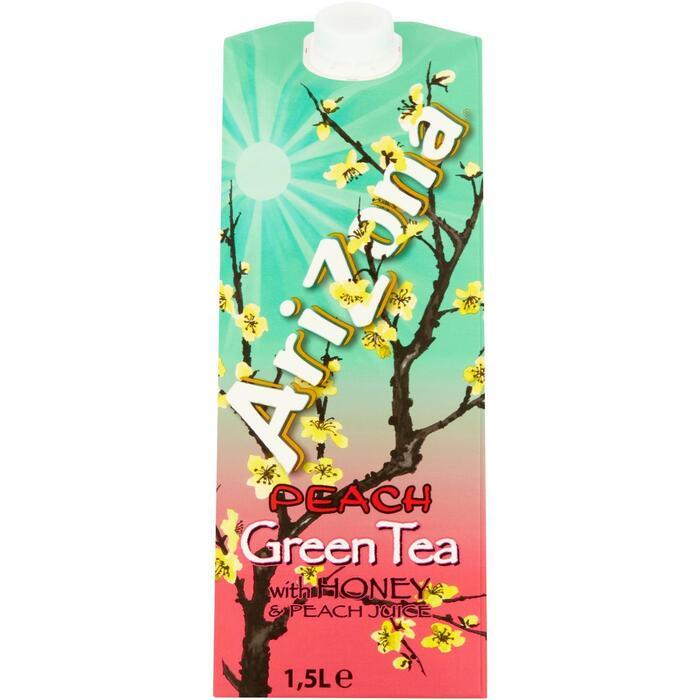 Arizona Green tea peach (1.5L)