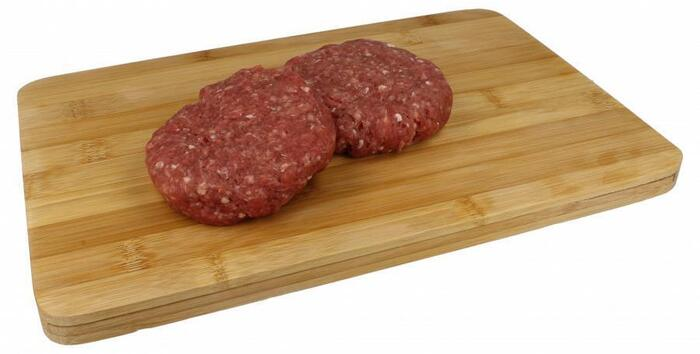 Onze Trots Hamburgers 2 op schaal (250g)