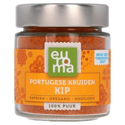 Euroma Portugese kipkruiden (59g)