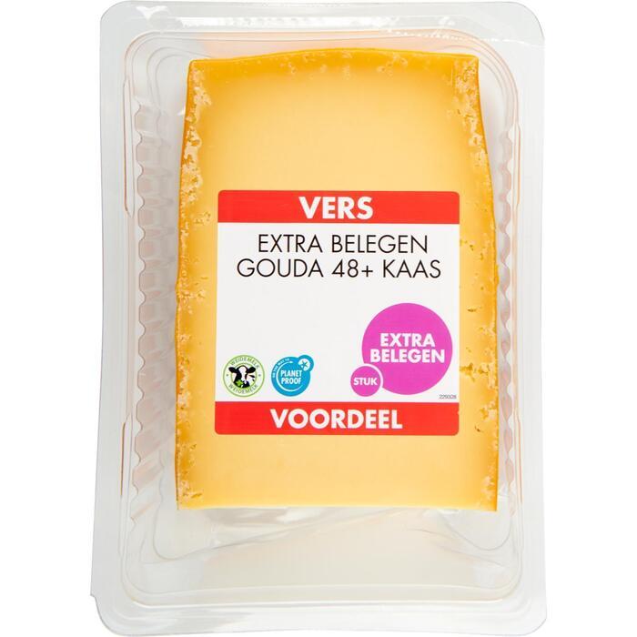 Extra belegen kaas 48+ vers voordeel (865g)