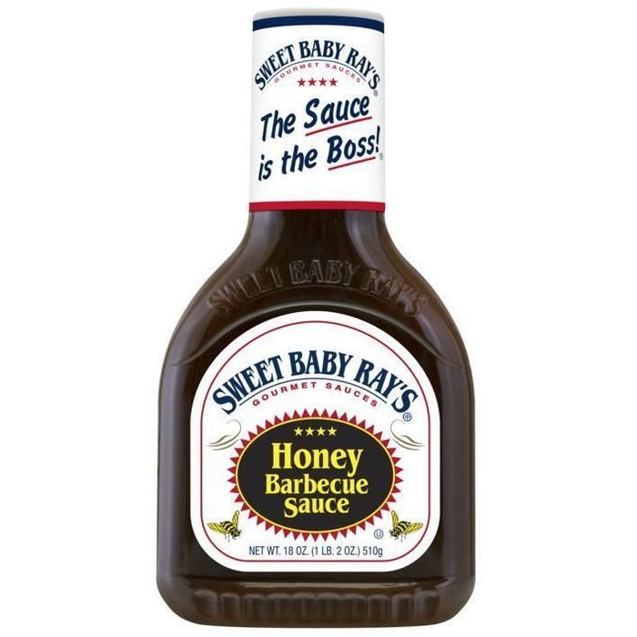 Honey Barbecue Sauce (510g)