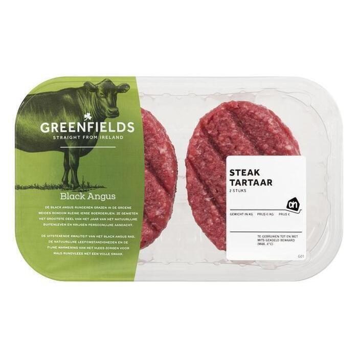 Greenfields steak tartaar (2 × 230g)