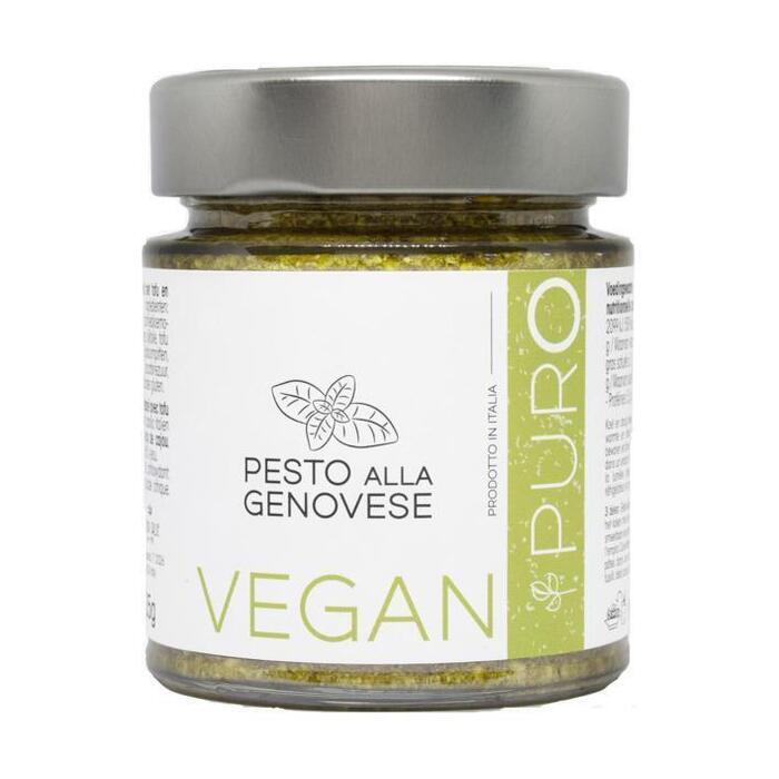 Puro Vegan Pesto alla Genovese (135g)
