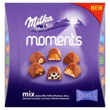 Milka Moments mixbox (169g)