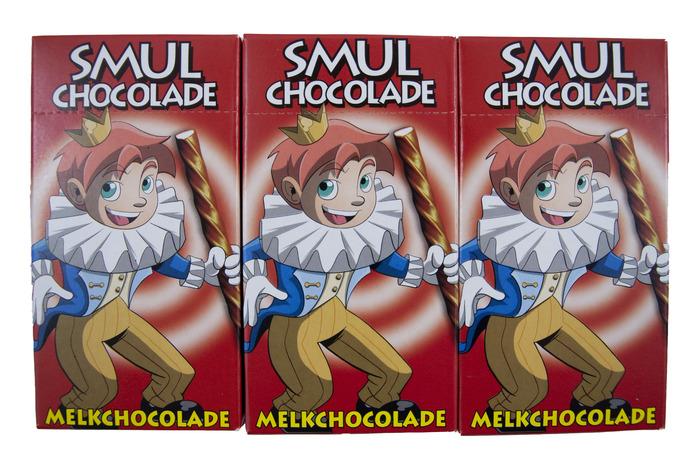 Smulchocolade (3 × 50g)