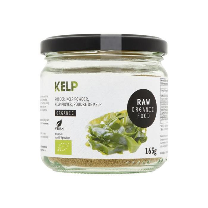 Raw Organic Food Kelp Poeder 165 g (165g)