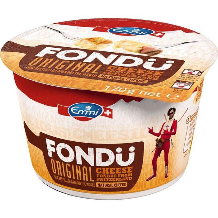 Emmi Fondue mini's emmi (170g)