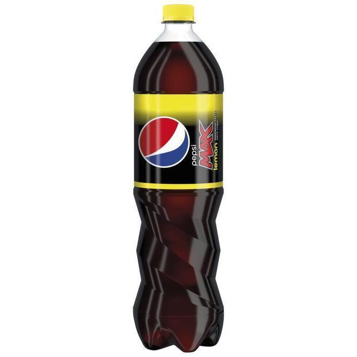 Pepsi Max Zero Cool Lemon (rol, 150 × 1.5L)