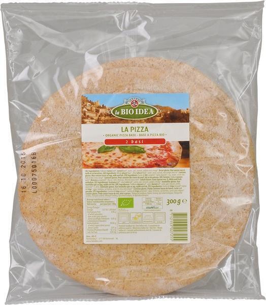 Pizzabodems (2 × 300g)