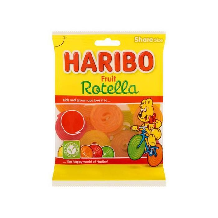 Haribo Rotella Fruit Share Size 150 g (150g)