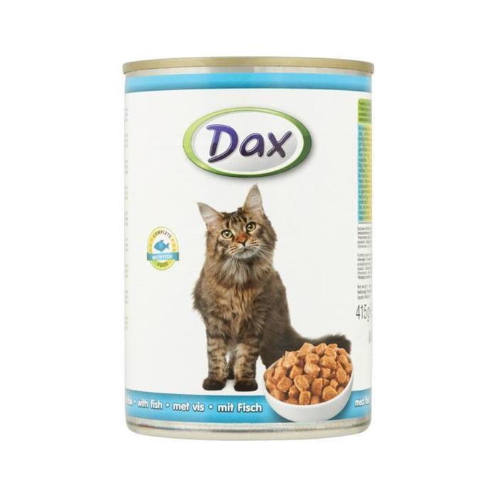 Dax Complete Food met Vis 415g (415g)