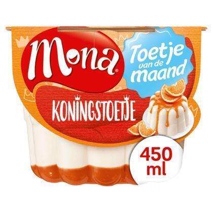 Toetje van de maand Kokospudding (45cl)
