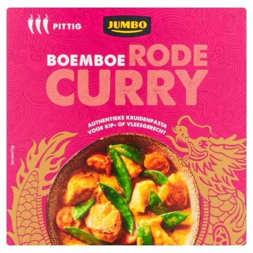 Jumbo Boemboe Rode Curry 95g (95g)
