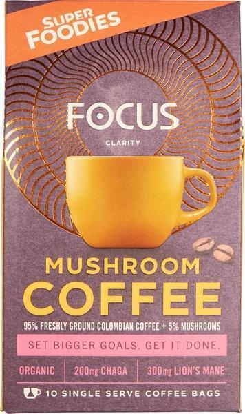 Mushroom coffee Focus (100g)