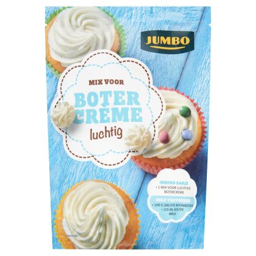 Jumbo Mix voor Botercrème Luchtig 105g (105g)