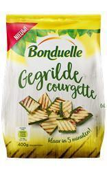 Gegrilde courgette (400g)