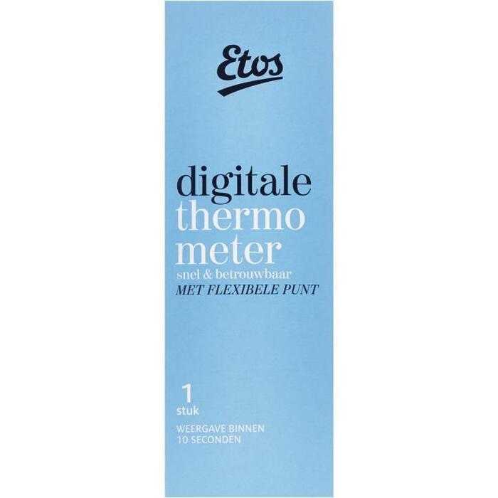 Etos Digitale thermometer