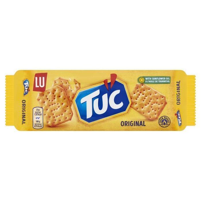 LU Tuc crackers naturel (100g)