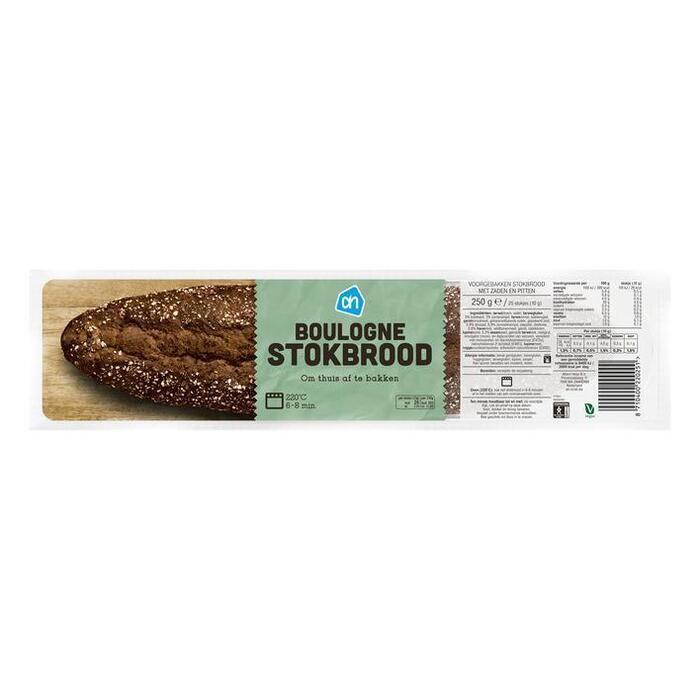 Meergranen Boulogne stokbrood (stuk)