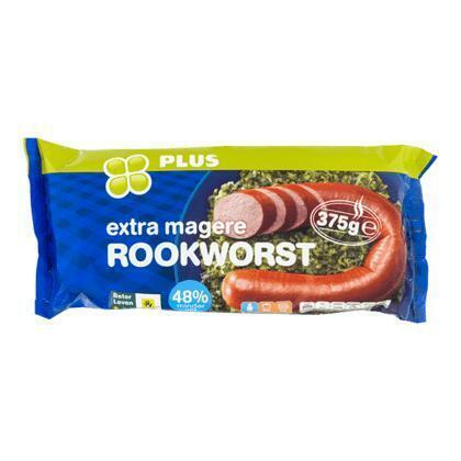 Magere rookworst 1 ster (Beter Leven) (375g)