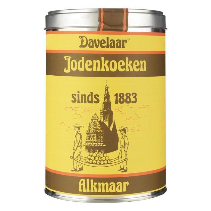 Jodenkoeken (stuk, 20 × 380g)