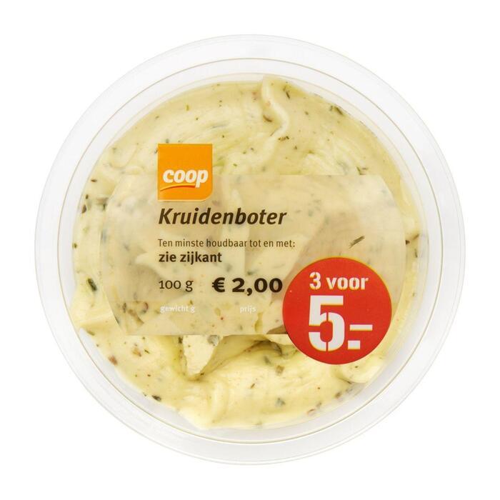 Coop Kruidenboter (100g)