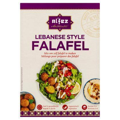 ALFEZ Falafel Lebanese 150 gram (150g)