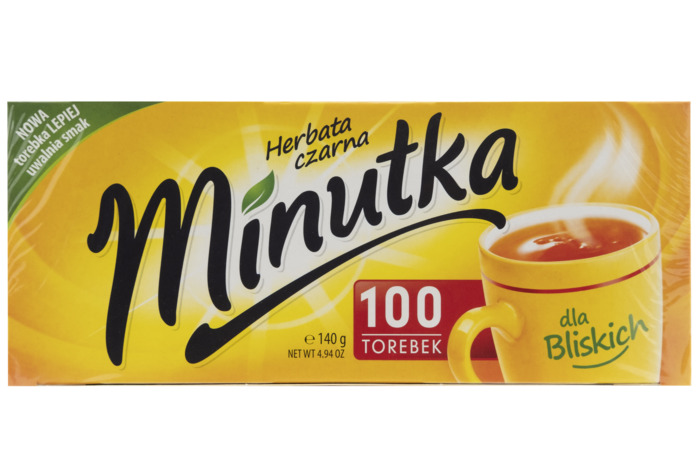 Minutka Thee minuutje (140g)