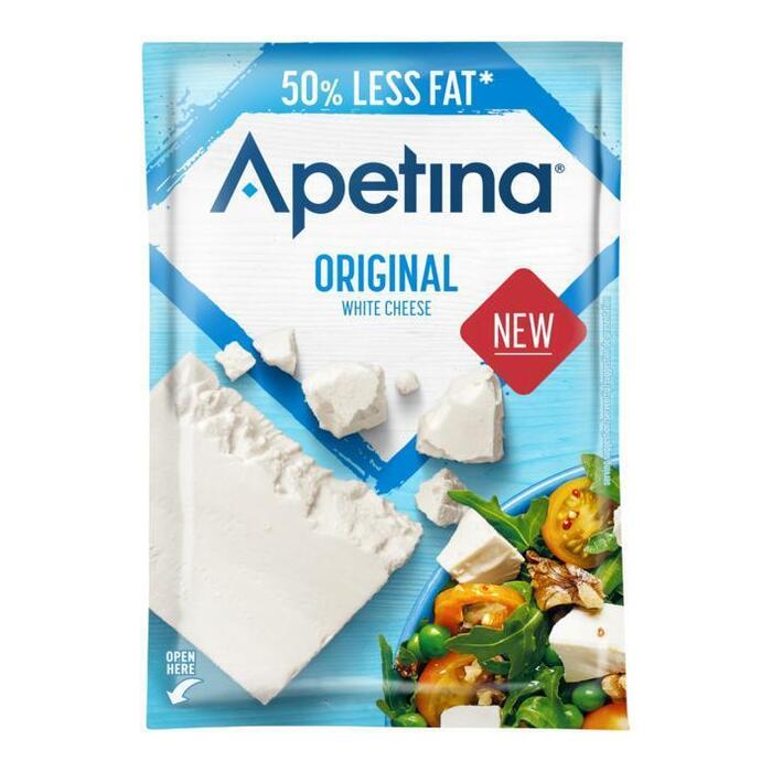 Apetina White Cheese 22+ UF DD 150gr (150g)