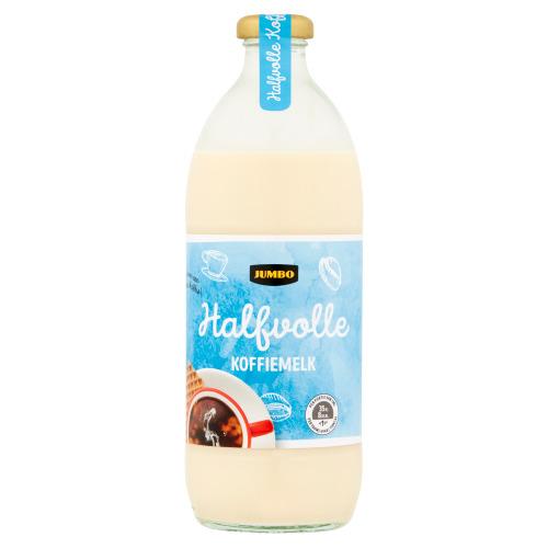 Jumbo Halfvolle Koffiemelk 465 ml (46.5cl)