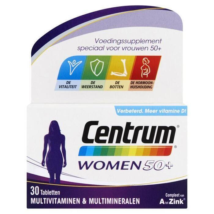 Centrum Women 50+ (30 × 49g)