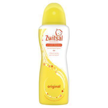 Zwitsal Original zacht voor de huid deodorant (100ml)