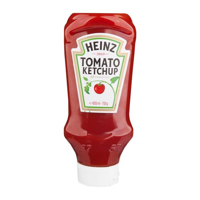 Tomato Ketchup (plastic fles, 700g)