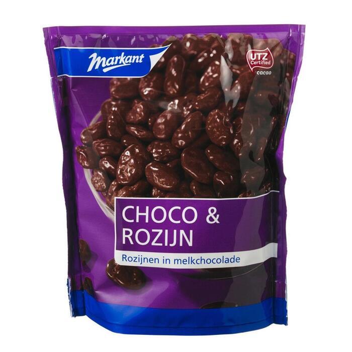 Choco & Rozijn (200g)