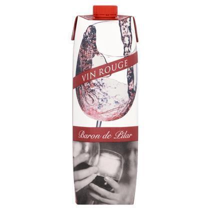 Vin de Table Rouge (rol, 100 × 1L)