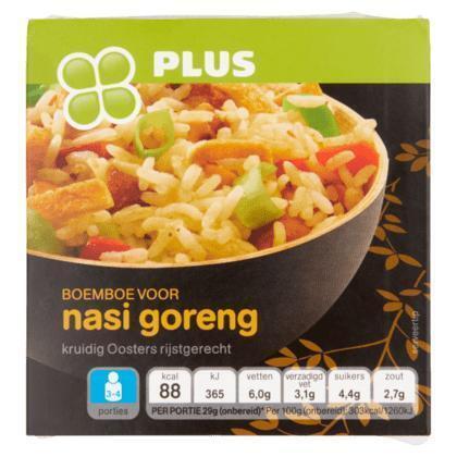 Boemboe voor nasi goreng (3-4 porties) (kuipje, 100g)