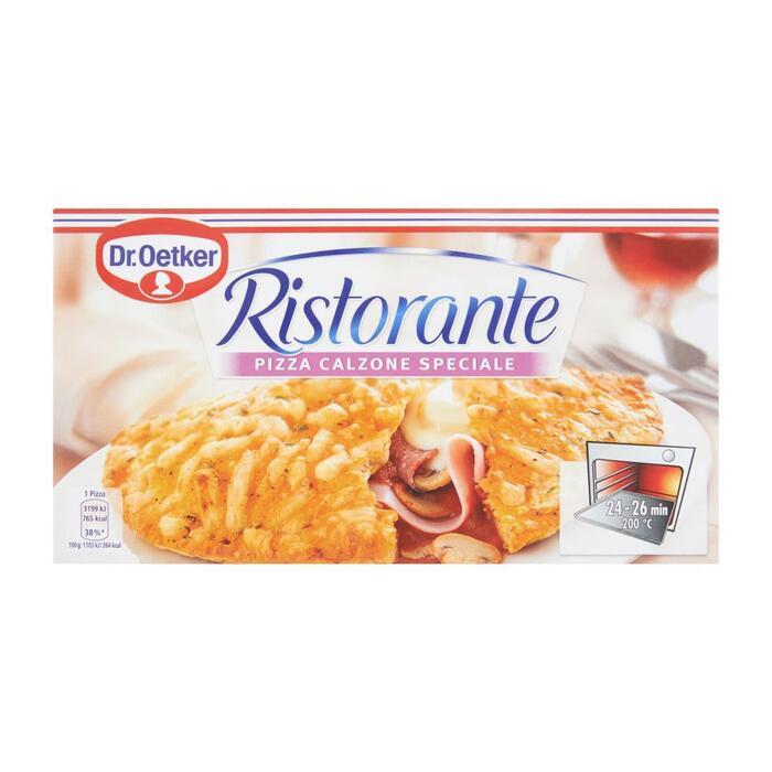 Dr. Oetker Ristorante Calzone Speciale (stuk, 340g)