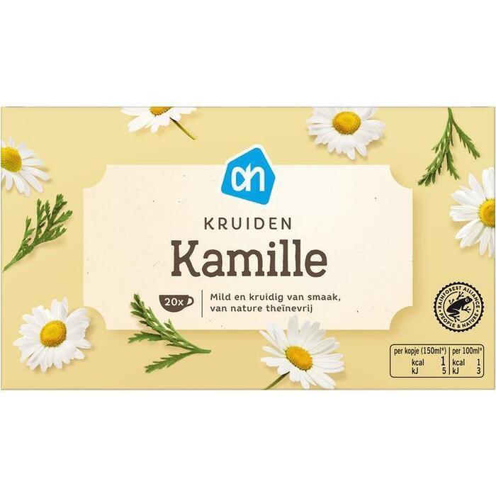 AH Kamille thee 1-kops