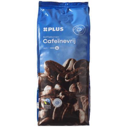 Koffiebonen Cafeïnevrij Fairtrade (500g)
