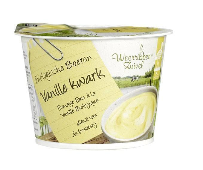 Vanillekwark (200g)