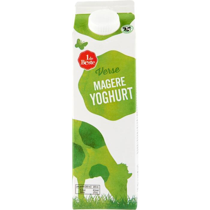 Magere yoghurt (1L)