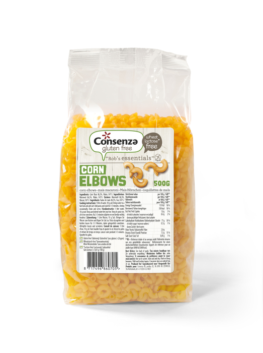 Mais macaroni (500g)