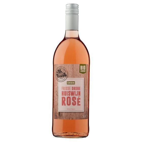 DEEN biologisch huiswijn rosé 1 liter (1L)
