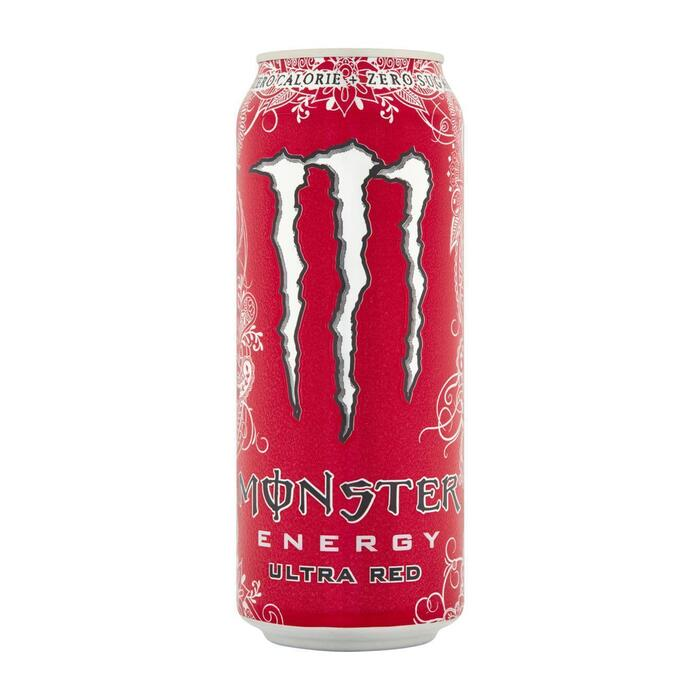 Energy drink ultra red (0.5L)