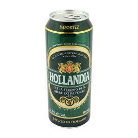 Hollandia Extra strong bier (rol, 50 × 0.5L)