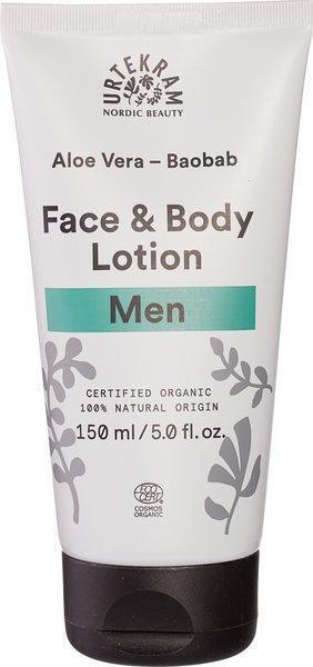 Men face and body lotion (150ml)