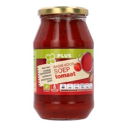 Basis voor soep tomaat (48.5cl)