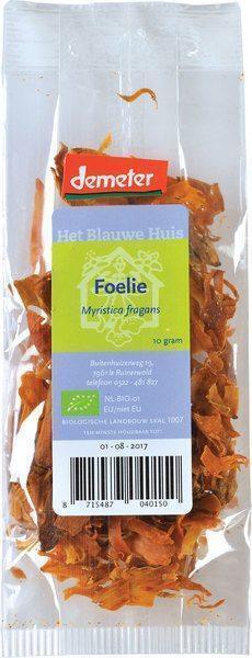 Foelie, heel (10g)
